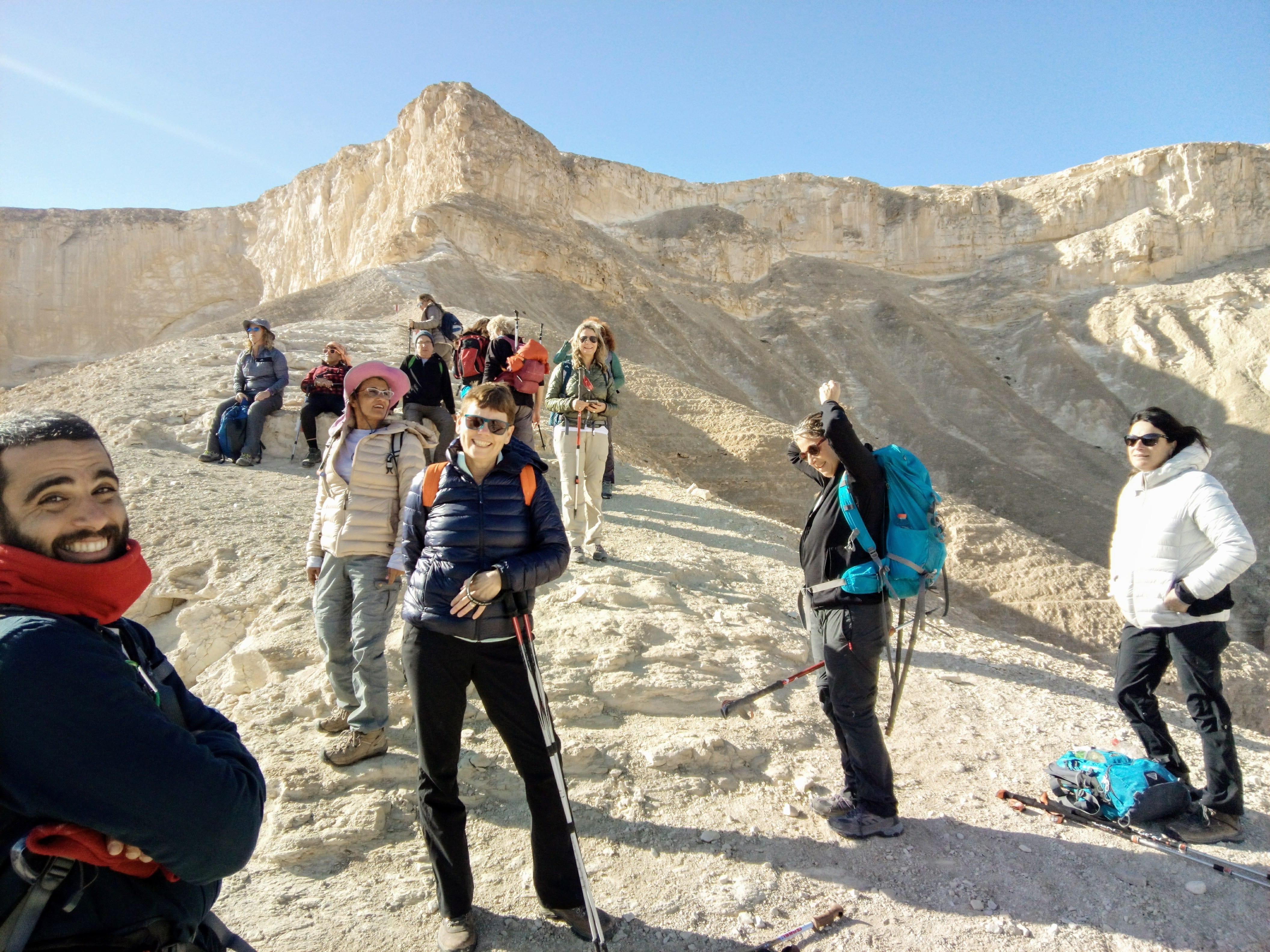 טיול יומיים בהר הנגב