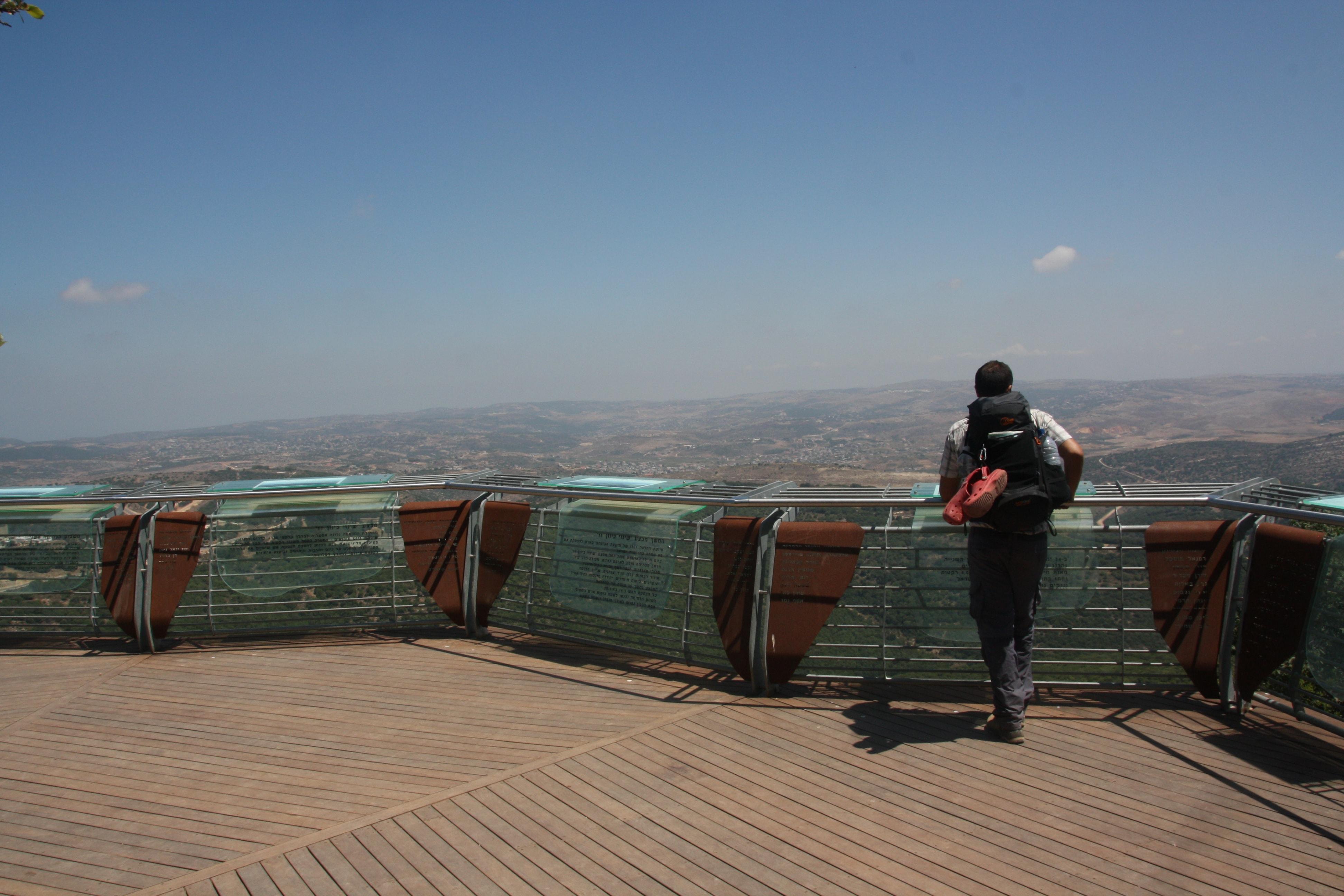 תצפית הר אדיר ללבנון