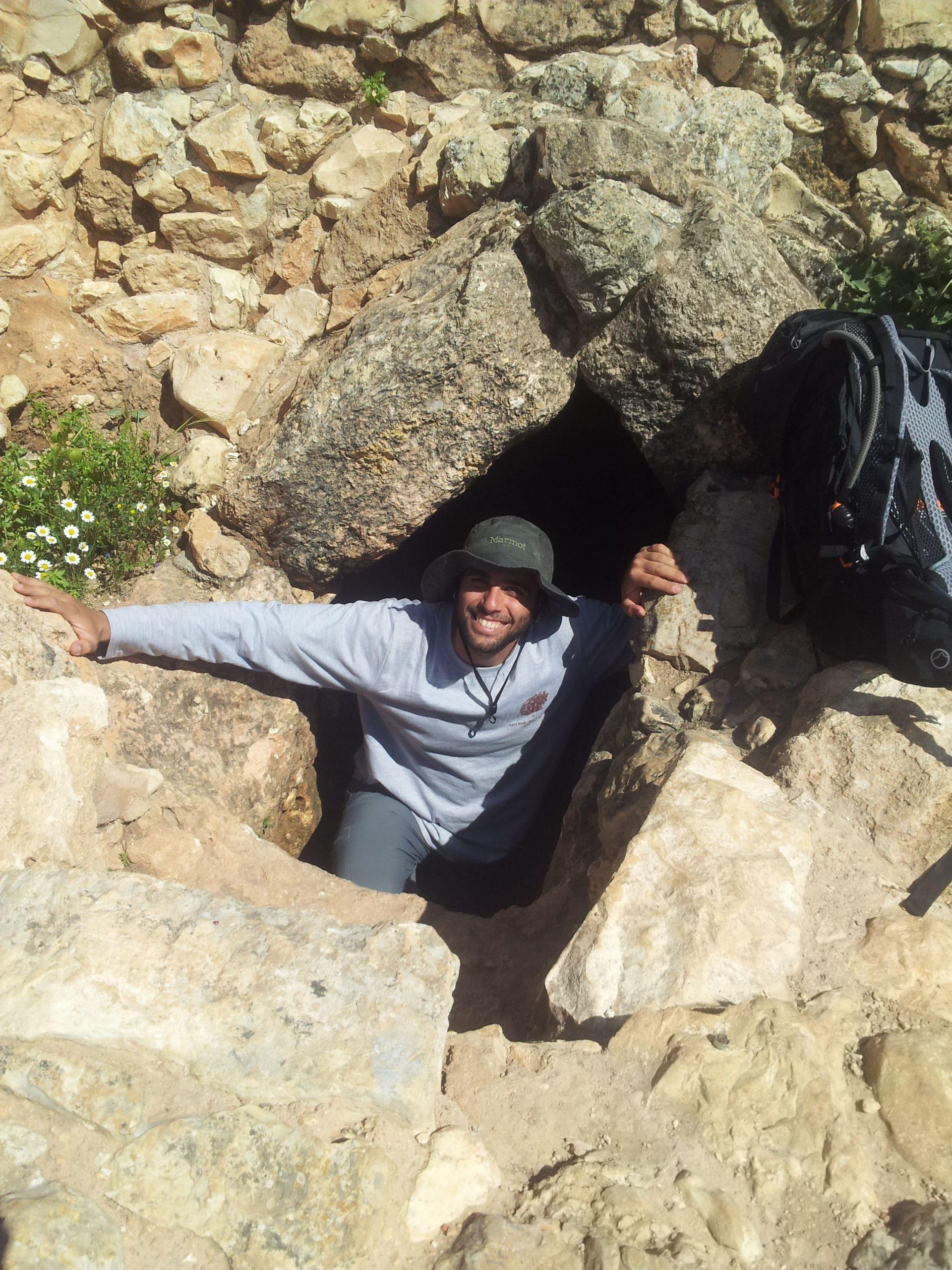 טעימה ממערת מסתור