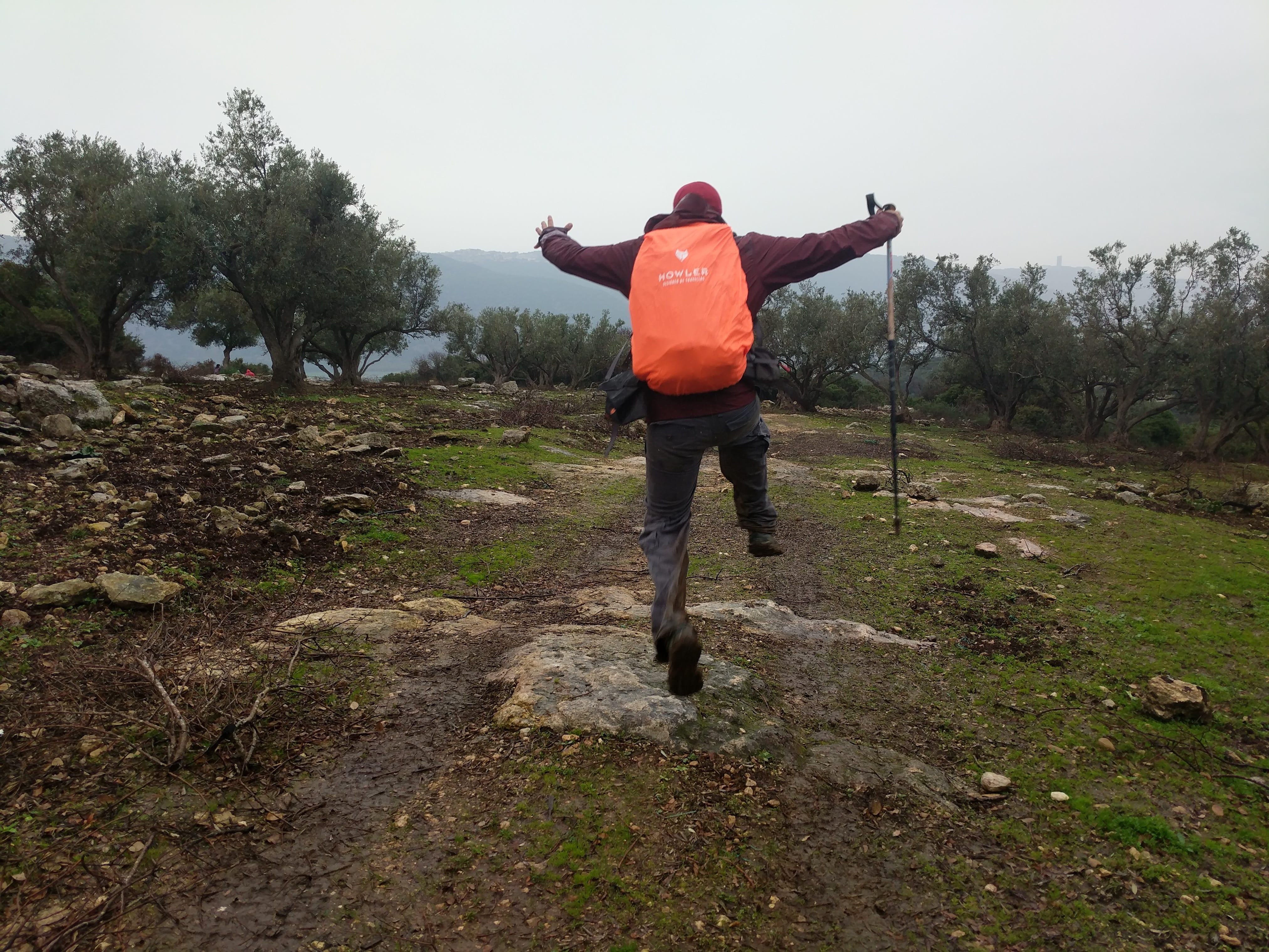 כיסוי גשם הוואלר