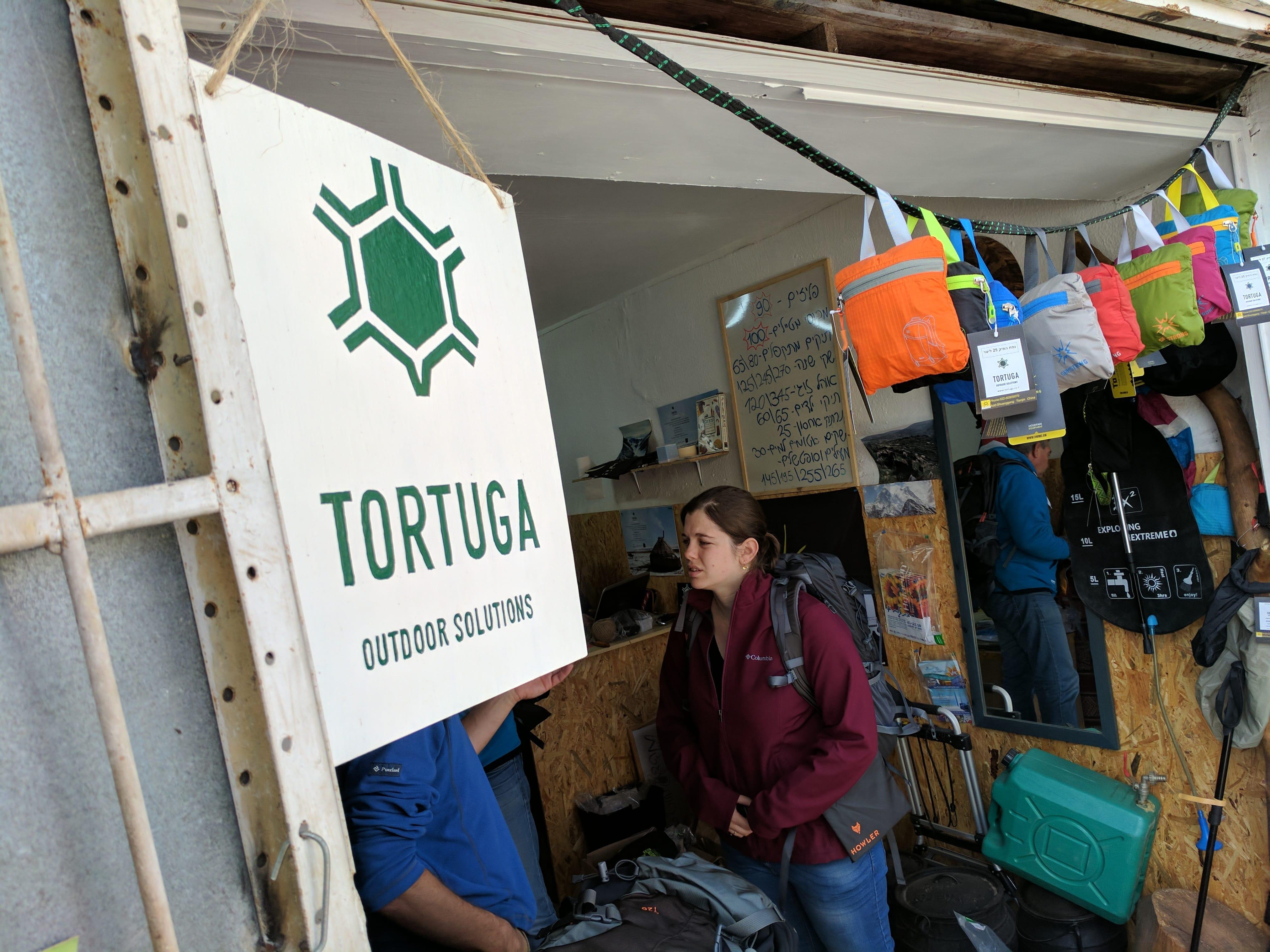 TORTUGA SHOP