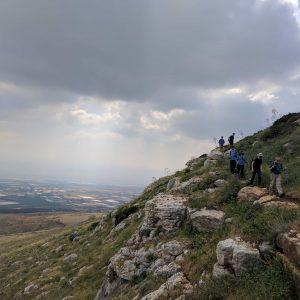 טרק הר הלגבוע