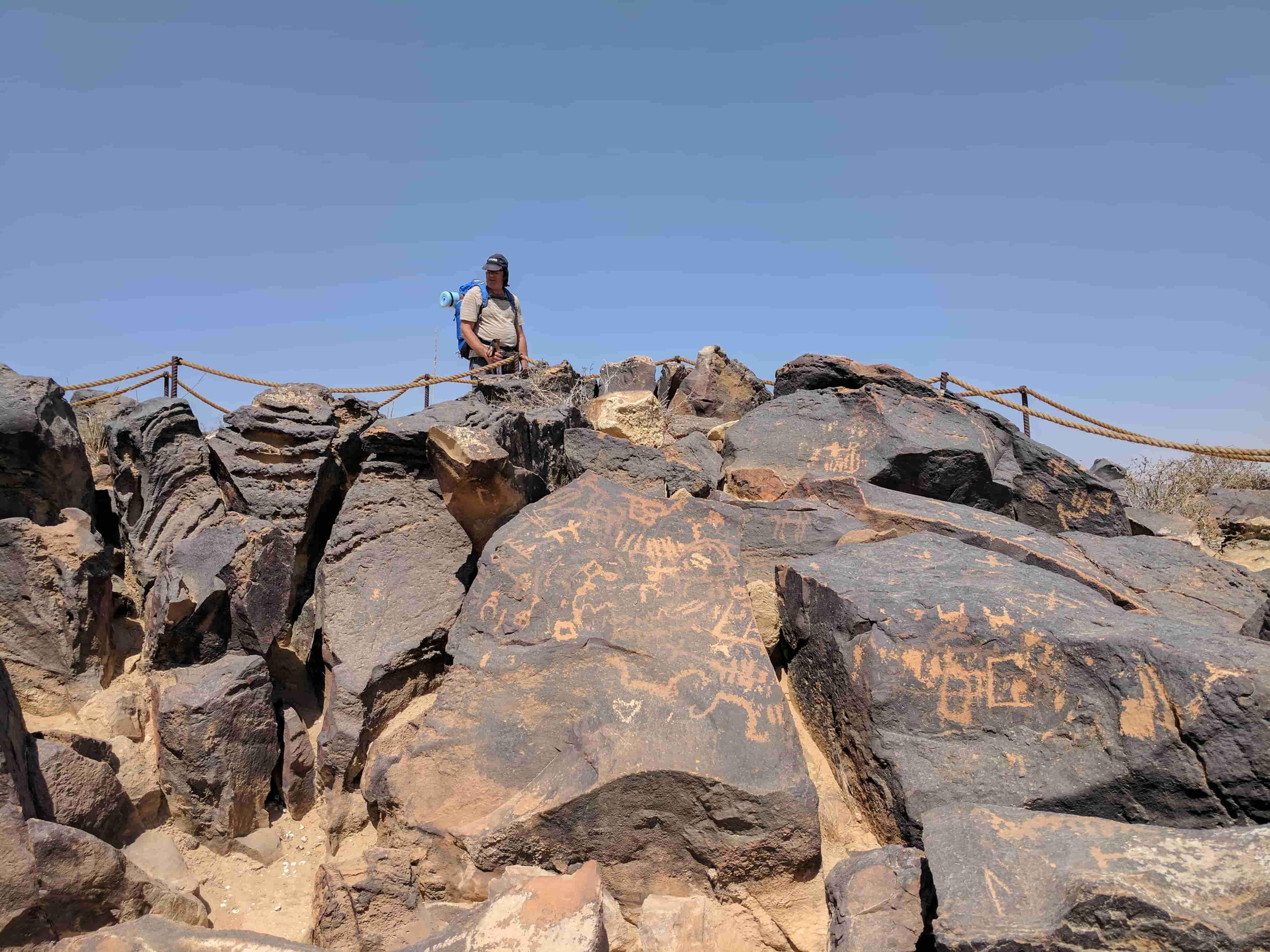 ציורי הסלע בהר מחיה