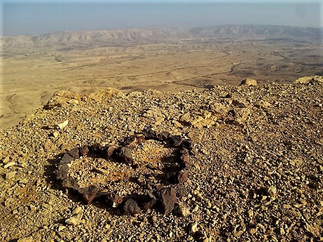 לב במדבר