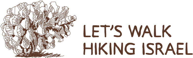 Let's Walk – Hiking Israel